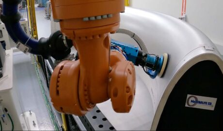 McStarlite has successfully integrated an automated robot into its production facility